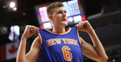 Report Knicks getting calls from Thunder Suns about Kristaps