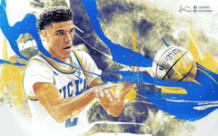 Lonzo Ball UCLA Wallpapers by skythlee