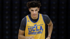 That pass Lonzo Ball and his dynamic deliveries offer UCLA some