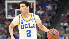Lonzo Ball declares for NBA Draft could stay in L A