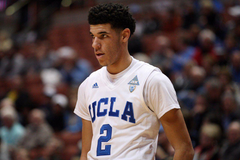 Lonzo Ball Leads No 14 UCLA to Wooden Legacy Title Over Texas A M