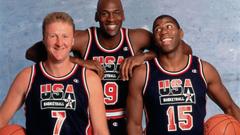 Michael Jordan Larry Bird Magic Johnson Wallpapers