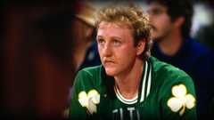 Larry Bird Would Have Retired Had Len Bias Lived