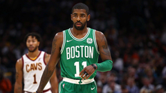 Gordon Hayward s absence means Kyrie Irving must become much more