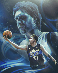 Luka Doncic Mavs Wallpapers by skythlee