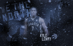 Kyle Lowry Wallpapers by bjens