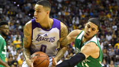 Lakers rookie Kyle Kuzma shines in second Summer League game