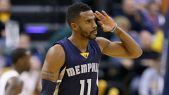 Player Highlight Mike Conley XJustified