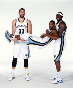 Mike Conley can carry the Grizzlies but Z