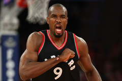 Player Review Is Serge Ibaka the power forward of the future