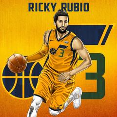 Ricky Rubio on Twitter