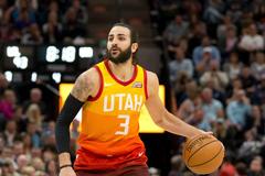Ricky Rubio goes en fuego in Utah Jazz victory over the Los Angeles
