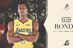 Lakers News Rajon Rondo I m just caught up in winning the