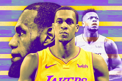 Rajon Rondo Joins LeBron s Puzzling Supporting Cast