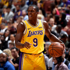 Rajon Rondo Wants to Become 1st Player to Win NBA Title with Lakers