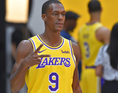 Rajon Rondo is better for Lakers right now than Lonzo Ball