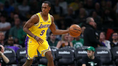 Rajon Rondo wants to be a part of Lakers future