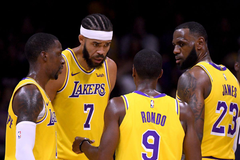 Lakers Rajon Rondo says LeBron James is a better leader than he