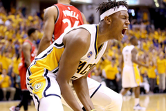Myles Turner s ceiling is high for Pacers can he reach it