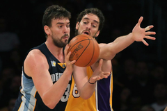 Is This a Serious Trade Rumor Pau Gasol to the Memphis Grizzlies