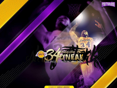 Shaquille O Neal Legends Wallpapers