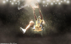 Shaquille O Neal by Sanoinoi