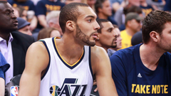 Rudy Gobert responds to fan s tweet about issue with Ricky Rubio