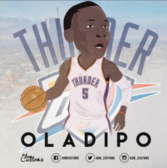 Sounds of Thunder Losing is not an option for Victor Oladipo