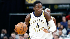 NBA wrap Victor Oladipo s career performance keeps Pacers rolling