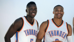 When Victor Oladipo can t sleep he calls Russell Westbrook to sing