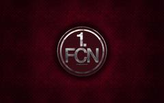 wallpapers FC Nurnberg German football club burgundy