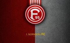 wallpapers FC N rnberg 4K leather texture German
