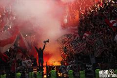 Ultras Freiburg NBU Eintracht Frankfurt SCF