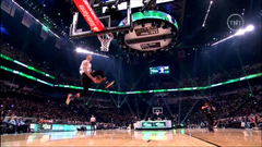 Zach LaVine brings back Dunk Contest At least for a night
