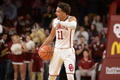 Oklahoma PG Trae Young slips to Atlanta Hawks in recent NBA mock