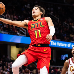 Trae Young Shines in Hawks 136