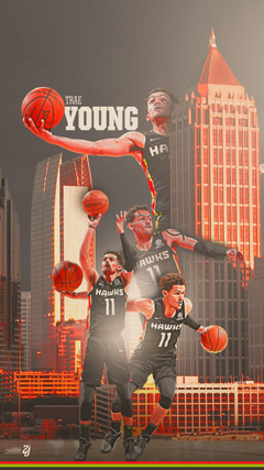 Trae Young Wallpapers on Behance