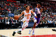 Detroit Pistons Scouting report for Trae Young Atlanta Hawks