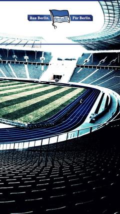 Hertha BSC rdesignz Wallpapers by reb0otdesignz