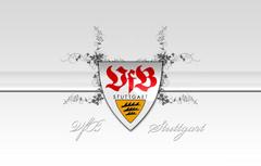 Wallpapers wallpaper sport logo football VfB Stuttgart image for