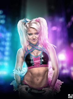 Alexa Bliss Wallpapers By Sj by Sjstyles316
