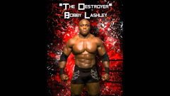 EWA Bobby Lashley 2nd Theme Hell Will Be Calling Your Name by