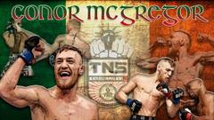 Conor McGregor Art Wallpapers
