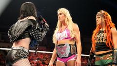 Charlotte WWE American Wrestler Wrestling Match Wallpapers