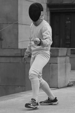 men s jacket pants and low top sneakers image