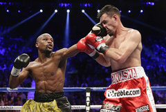 floyd mayweather robert guerrero boxing fight ring gloves HD wallpapers