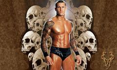 Randy Orton WWE World Heavyweight Champion