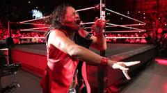 Shinsuke Nakamura slides into a smooth entrance NXT TakeOver San
