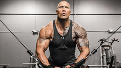 Wallpapers Dwayne Johnson The Rock WWE Wrestler 4K Celebrities
