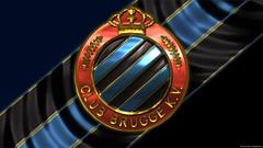 Club Brugge KV Belgian Pro League Bruges Belgium Logos Pinterest